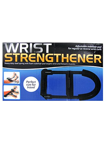 wrist strengthener, Case of 24 by bulk buys