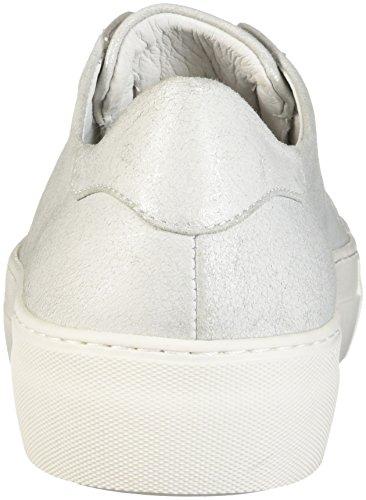 J Slides JSlides Women's Alara Fashion Sneaker Silver great deals for sale ADxSXzH