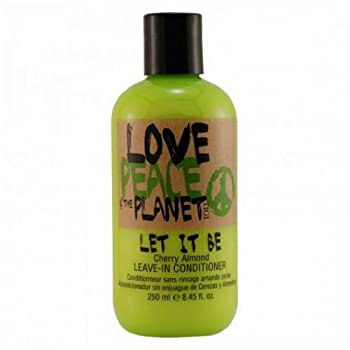 LOVE PEACE & THE PLANET by Tigi LET IT BE LEAVE IN CONDITIONER 8.45 OZ