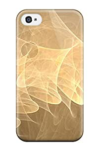 New Iphone 4/4s Case Cover Casing(fractal Abstract Other)