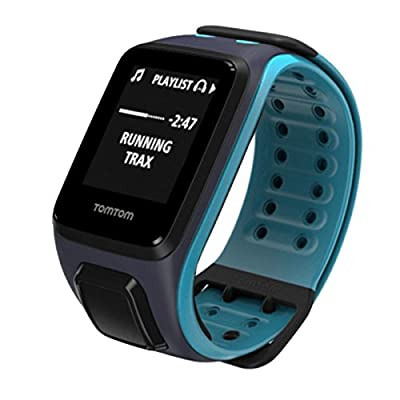 TomTom Spark Music GPS Tracking Sports and Fitness Watch - 1REM.002