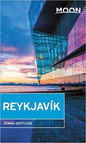 The Moon Reykjavik (Travel Guide) by Jenna Gottlieb travel product recommended by Kimi Owens on Lifney.