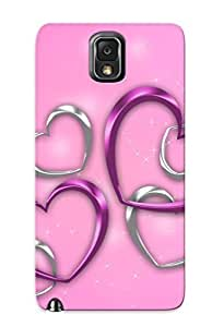 For Case Ipod Touch 5 Cover Defender(hearts ) Gift For Christmas