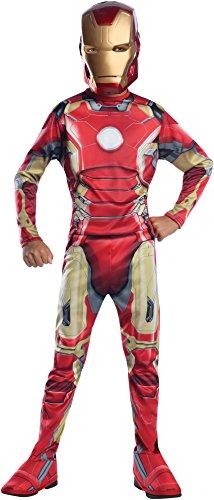 Child Iron Man Mark 43 Avengers 2 Costume - M ()