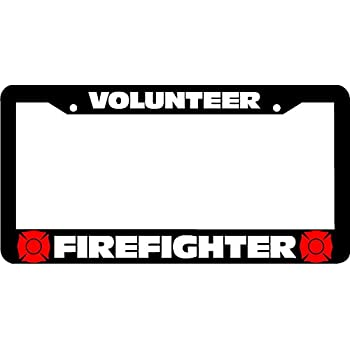 Amazon Com Personalized City Volunteer Firefighter Fire