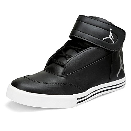 Shoefad High Ankle Black Jordan Casual Sneakers