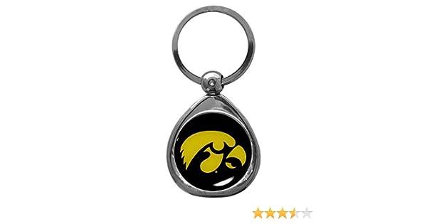 Siskiyou NCAA Illinois Illini Key Chain Metal//Chrome