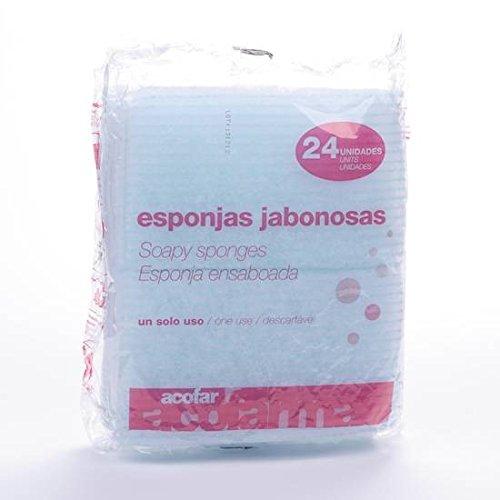 ESPONJA JABONOSA ACOFAR 24 UNI