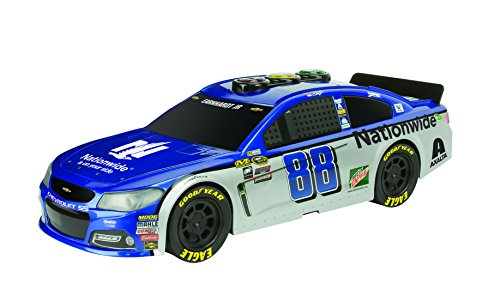 Dale Earnhardt Jr Light - Toy State Road Rippers Come-Back Racers Nascar 2016 Dale Earnhardt Jr. Nationwide Chevrolet Light And Sound Vehicle