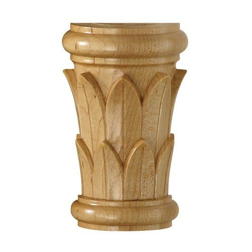 (Brown Wood-Series 200 Empress End Half Spindle-Cherry 01322065CH2)