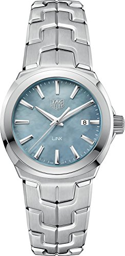 TAG Heuer Link 32mm Stainless Steel Women's Watch WBC1311.BA0600
