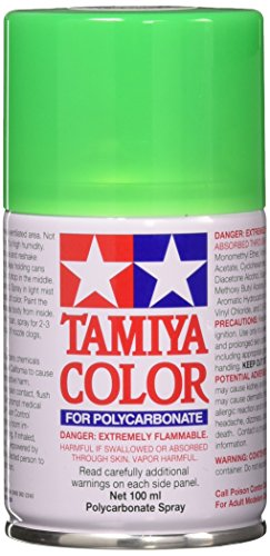 Tamiya 86028 Paint Spray, Fluorescent Green