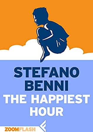 book cover of The Happiest Hour