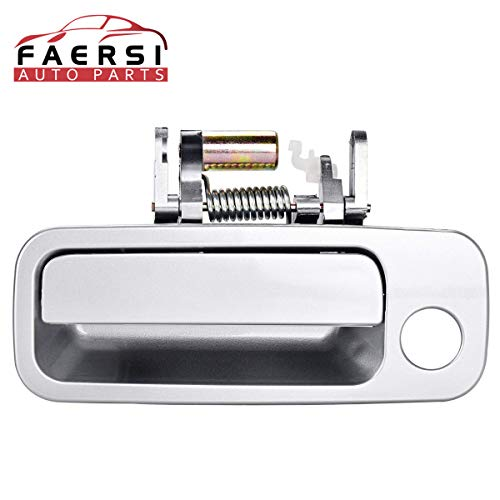 (FAERSI Outside Exterior Front Left Driver Side Door Handle Replacement for 1997 1998 1999 2000 2001 Toyota Camry 6922033040, 6922033040C0)