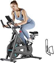 WEKEEP Magnetic Resistance Exercise Bike, Stationary Cycling Indoor Quite Flywheel Cardio Bike for Home Profes