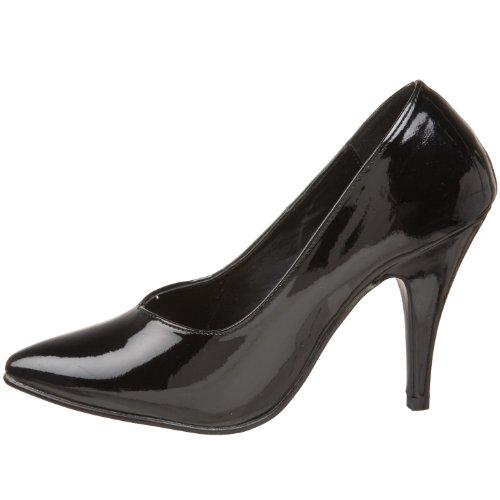 Pleaserdream Negro Tacón Zapatos De 420w Mujer Xwtr8Xq