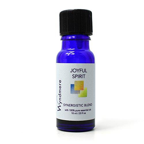 Joyful Spirit Synergistic Blend - .33 Fl Oz