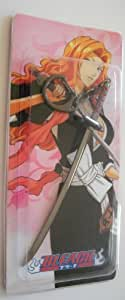 Animation Bleach Rangiku Matsumoto Metal Sword Key Chain ~Cosplay~