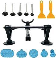 VICASKY Kit Extrator Dent Paintless Dent Removedor Ferramentas Largura Ferramentas para DIY Car Auto Corpo Rep