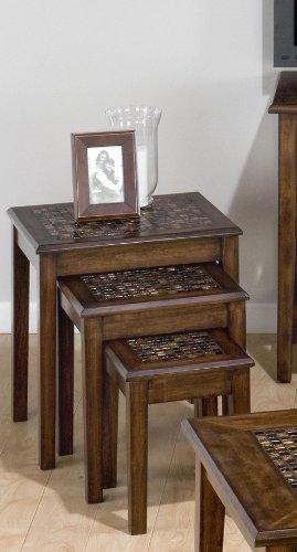 Jofran 3-Pc Nesting Table Set (Tables Nesting Mosaic)