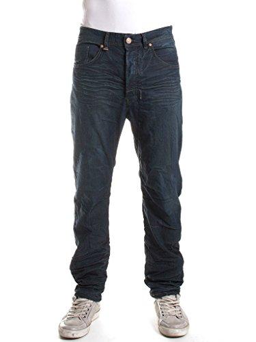 Lavaggio Blu Loose Scuro Uomo Fit 120 Jeans Carrera azBxqXw7x