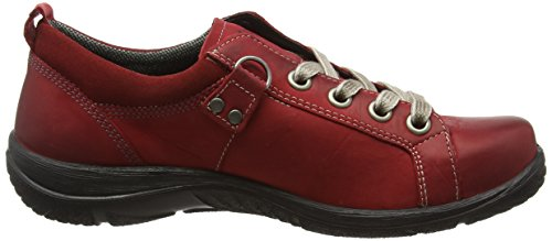 Legero Milano - Zapatillas Mujer Rojo - Rot (RUBIN 70)