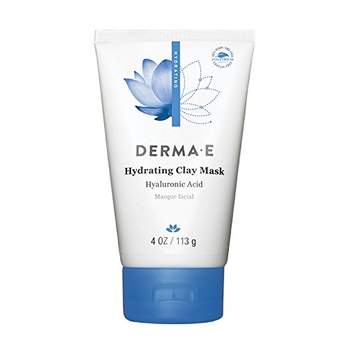 Derma E Facial Mask - DERMA E Hydrating Mask with Hyaluronic Acid 4 oz