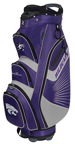 Team Effort Kansas State Wildcats The Bucket Ii Cooler Cart Bag