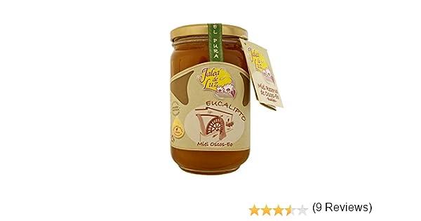 Jalea de Luz Miel Cruda Pura de Eucalipto - 500 gr.: Amazon.es: Alimentación y bebidas