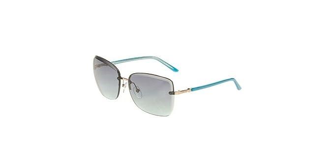Tous Gafas de Sol 296-60300T (60 mm) Dorado/Azul: Amazon.es ...