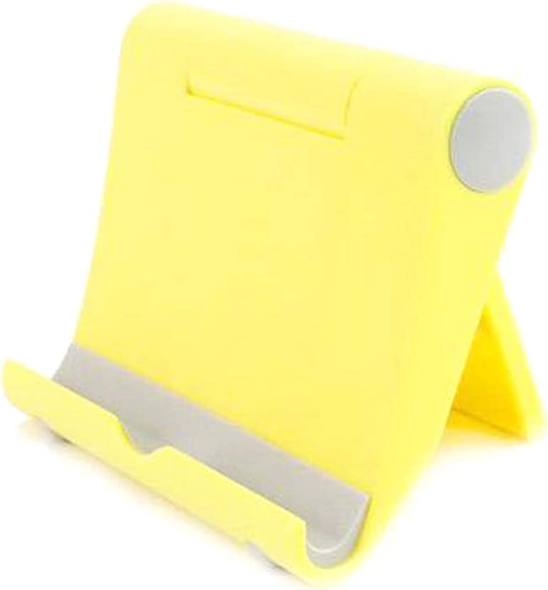Cell Phone Stand Color : Green Desktop Multi-Function Rotating Universal Tablet Base Folding Lazy Mobile Phone Bracket with Lazy Mobile Phone Holder Mobile Phone Holder BLWX
