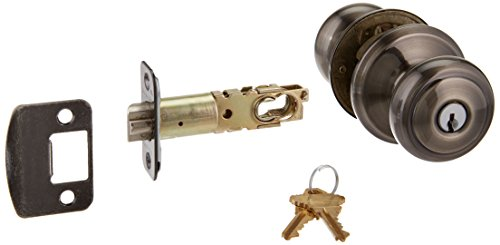 Schlage F51-AND Andover Keyed Entry F51A Panic Proof Door...