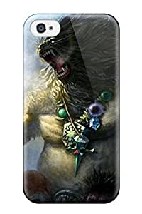 For Iphone Case, High Quality Nunu For Iphone 4/4s Cover Cases