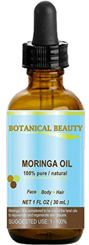 Botanical Beauty Moringa Oil . 100% Pure / Natural / Undilut