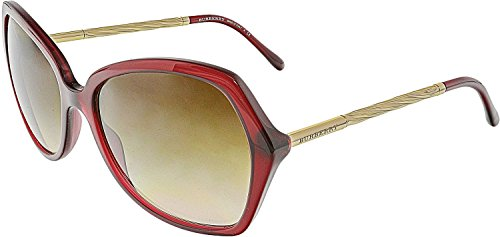 Burberry BE4193 301413 Burgundy BE4193 Butterfly Sunglasses Lens Category 3 - Lenses Burberry