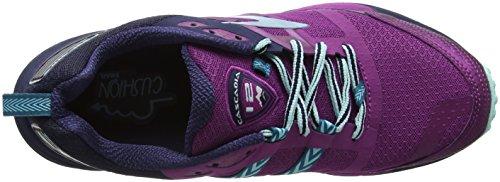 Da 1b533 Corsa Brooks Scarpe plumnavyice Trail Multicolori Donne 12 Blu Cascadia Delle wCnUqcxZWt