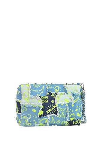 Multicolore Mia Pochette Tissu Bag MCGLBRE03121E Femme qptgf