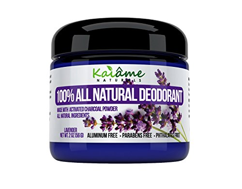Naturals Deodorant Activated Ingredients Phthalates product image