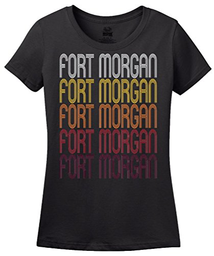 Fort Morgan, CO | Retro, Vintage Style Colorado Pride T-shirt