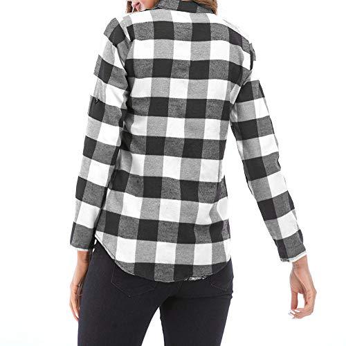 Aediea Camisas xl Mujer Para White gHOg0q