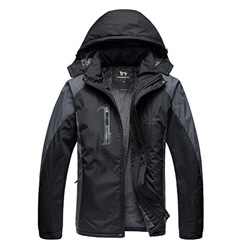 WHENOW Winter Jacket Climbing Outdoor