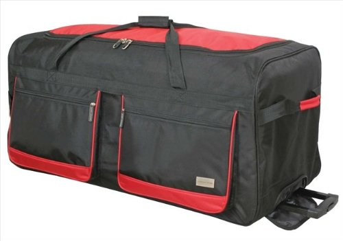 geoffrey-beene-36-inch-duffel-wheeler-black-red-one-size