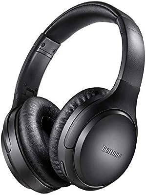 Noise Cancelling Headphones Boltune Bluetooth 5 0 Amazon Co Uk Electronics