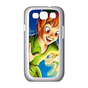 Samsung Galaxy S3 9300 Cell Phone Case White Peter Pan Htxnc