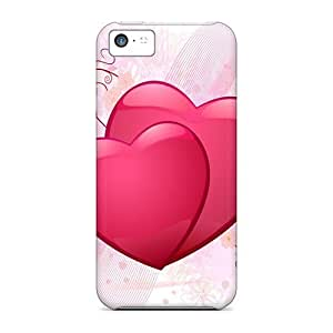 meilz aiaiNew Design Shatterproof TEo5779vpNS Cases For iphone 5/5s (couple Of Hearts)meilz aiai