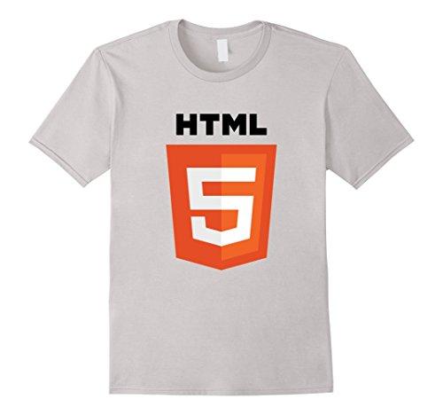 Silicon Valley HTML5 Logo – Computer Coding Swag