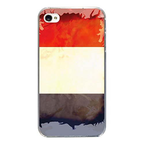 "Disagu Design Case Coque pour Apple iPhone 4s Housse etui coque pochette ""Niederlande"""