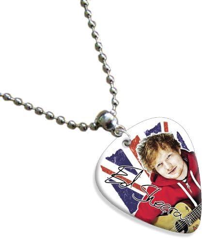Ed Sheeran Premium celuloide collar de púa de guitarra (diseño de ...