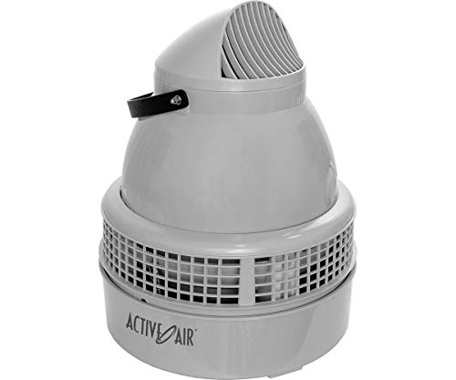 ACTIVE AIR Ultra-Fine Mist Commercial Humidifier, 75 Pint, Stainless Steel
