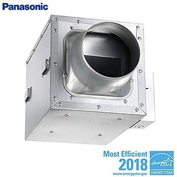 Panasonic Fv 30nlf1 Whisperline 340 Cfm In Line Fan 6